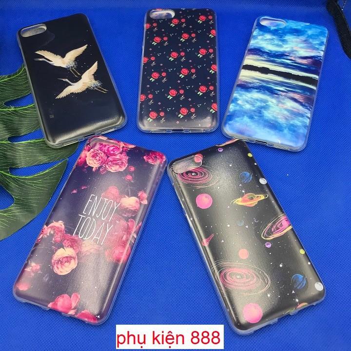 Ốp lưng Asus Zenfone 4 Max ZC520KL silicon nhiều hình