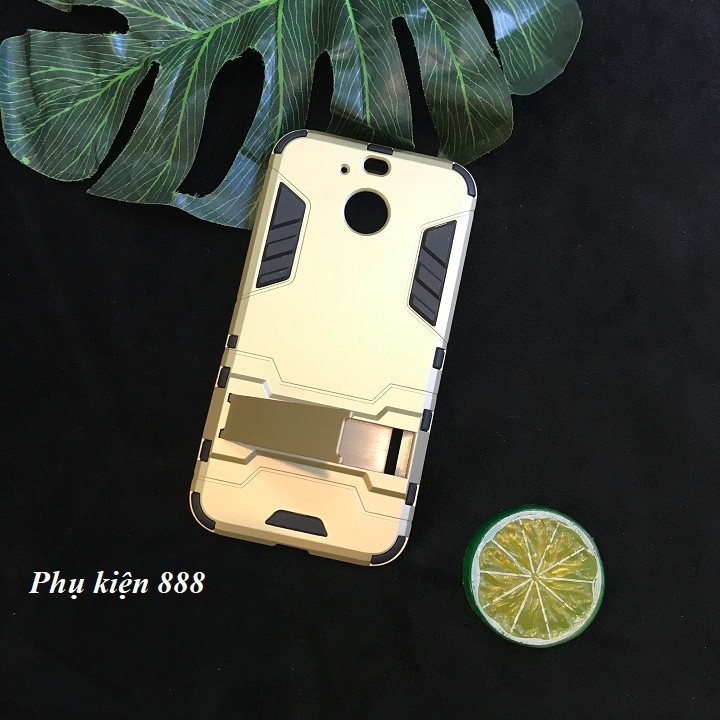 Ốp lưng HTC 10 Evo cứng IRON MAN
