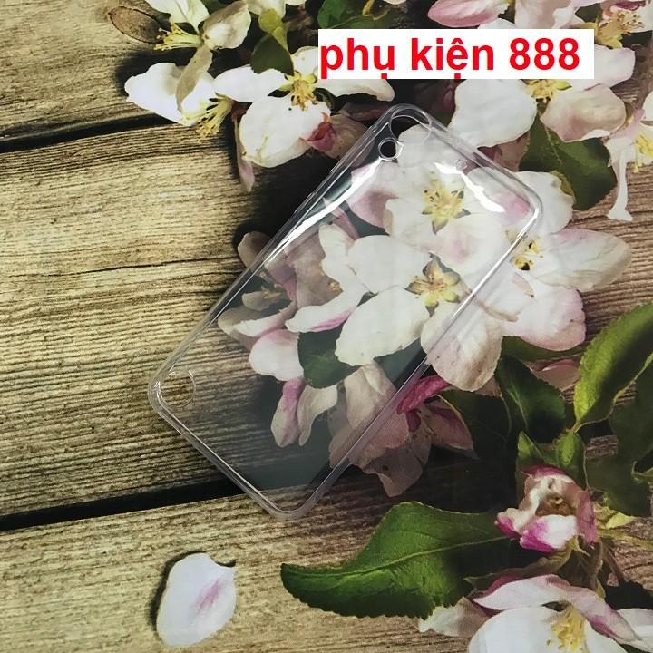 Ốp lưng HTC Desire 530, HTC Desire 630 silicon trong suốt