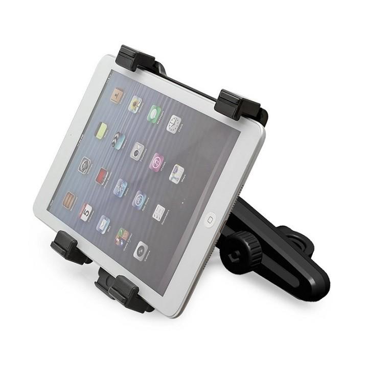 Giá đỡ điện thoại, máy tính bảng 360 độ dành cho ghế sau xe