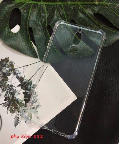 Combo kính cường lực full màn và ốp silicon Huawei Nova 2i