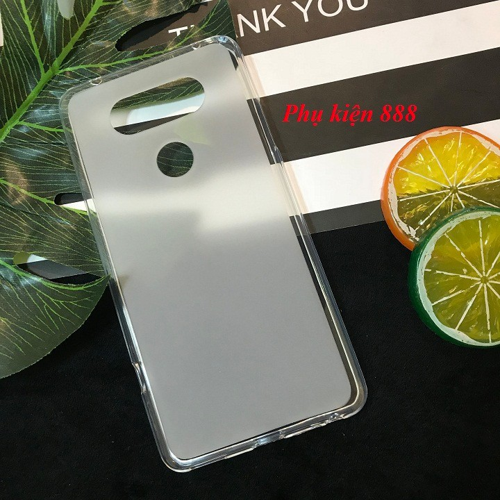 Ốp lưng LG V20 silicon dẻo