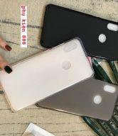 Ốp lưng Xiaomi Redmi Note 5 Pro silicon dẻo trơn