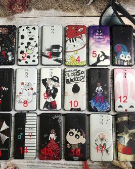 Ốp lưng Meizu Note 6 silicon nhiều hình