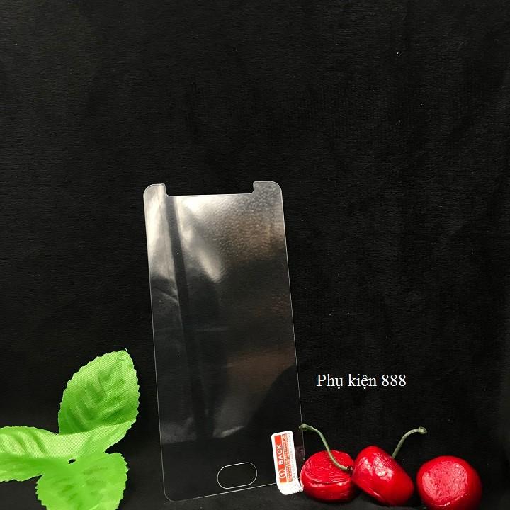 Combo kính cường lực và ốp silicon Wiko U Feel Prime Glass