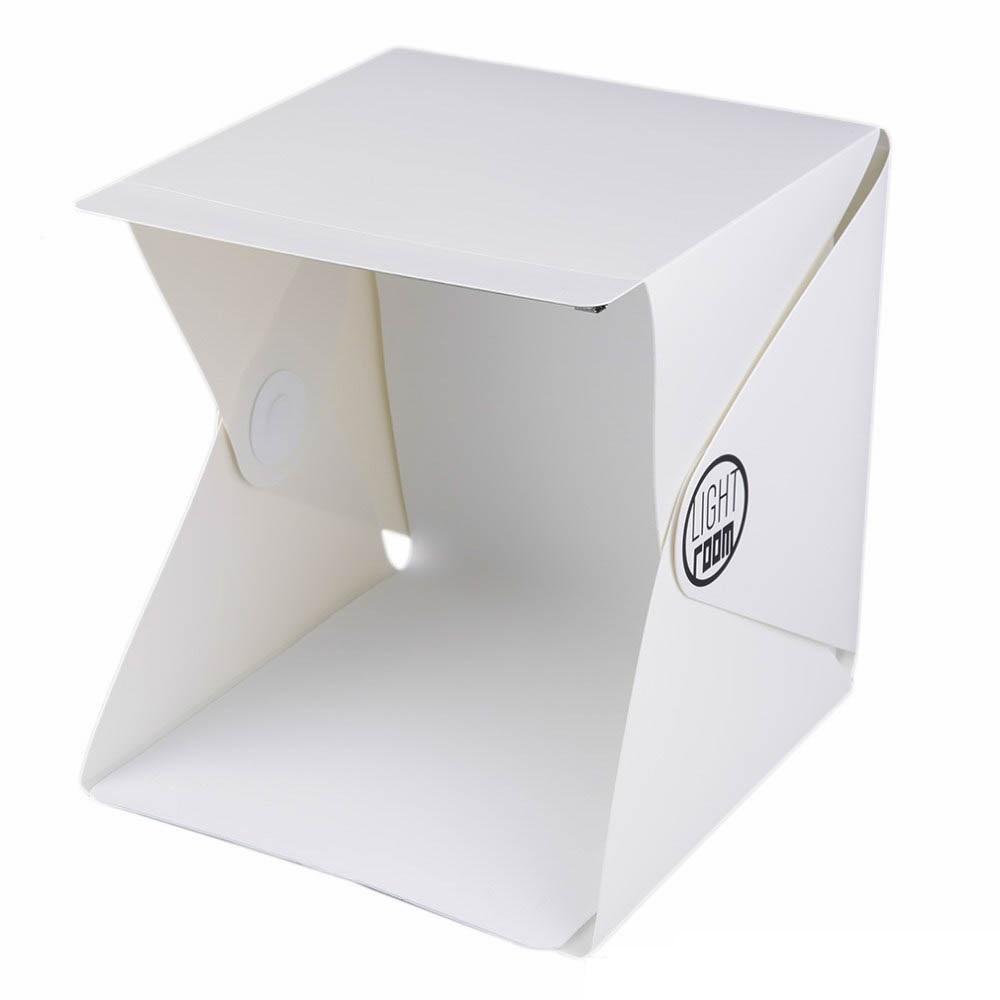 Hướng dẫn sử dụng hộp chụp sản phẩm chuyên nghiệp có đèn Led