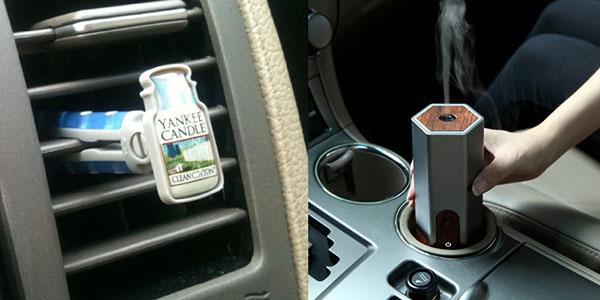 Cách chọn mua sáp thơm, tinh dầu hay nước hoa dành cho ô tô