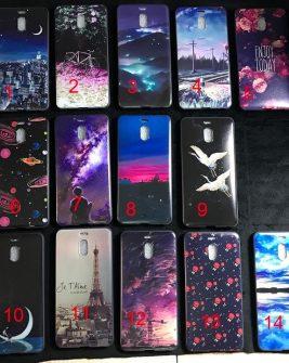 Ốp lưng Meizu M6 Note silicon nhiều hình
