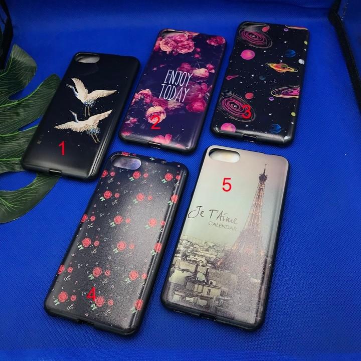 Ốp lưng Asus Zenfone 4 Max Pro ZC554KL silicon nhiều hình