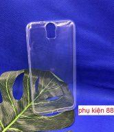 Ốp lưng HTC One E9 Dual silicon dẻo