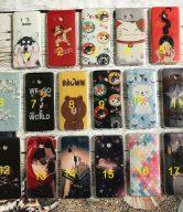 Ốp lưng HTC U11 silicon nhiều hình đáng yêu