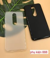 Ốp lưng Nokia 6.1 Plus, X6 2018 silicon