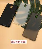 Ốp lưng dành cho Nokia 3.1 silicon