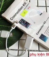 Cáp OTG cho iphone ipad - Cable OTG for iOS