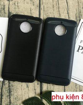 Ốp lưng Motorola Moto E4 Plus chống sốc silicon dẻo Rugged Armor
