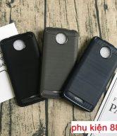 Ốp lưng Motorola Moto C Plus chống sốc silicon dẻo Rugged Armor