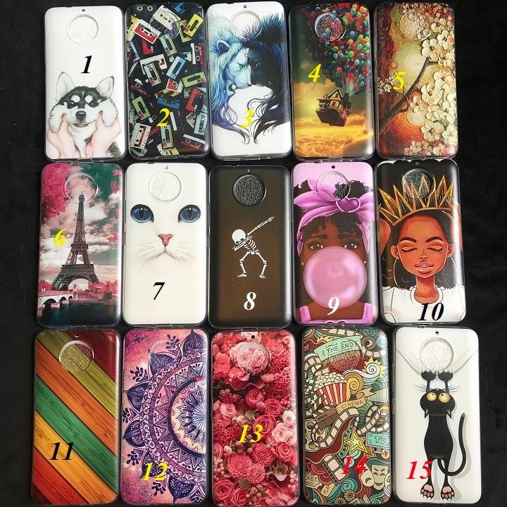 Ốp lưng cho Motorola Moto G5S Plus nhiều hình