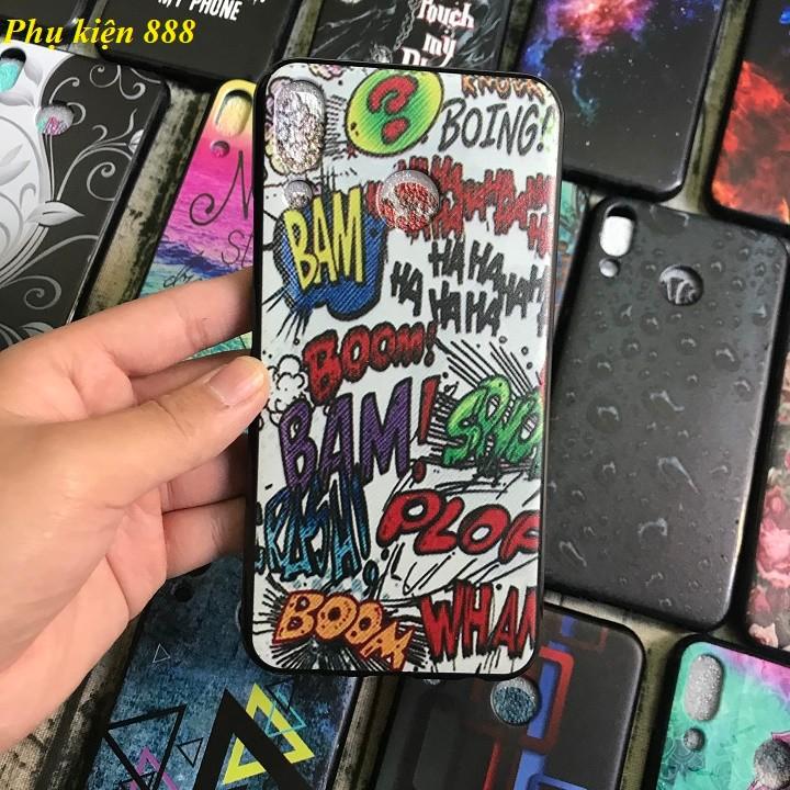 Ốp lưng Asus Zenfone 5 ZE620KL silicone dẻo nhiều hình