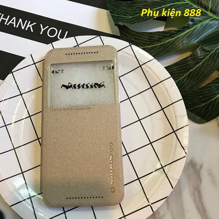 Bao da HTC one M9 hiệu Nillkin
