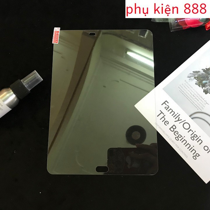Miếng dán Kính cường lực Samsung Galaxy Tab S2 9.7inch T815