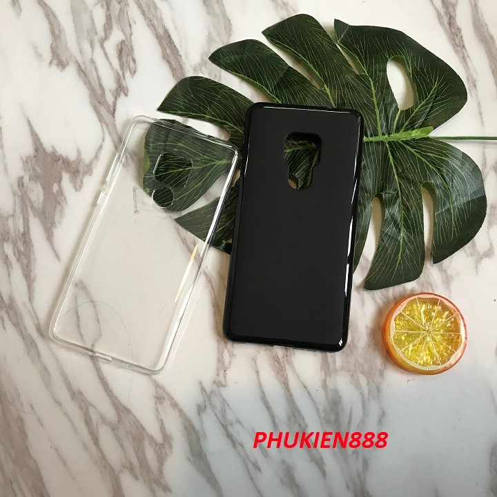 Ốp lưng HUAWEI MATE 20 silicon