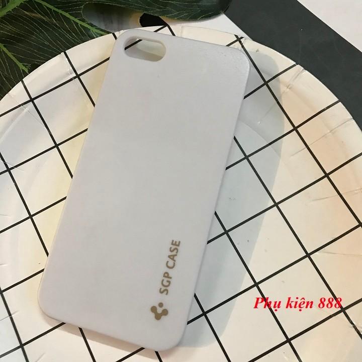 Ốp lưng Iphone 5, 5S nhựa cứng hiệu SGP
