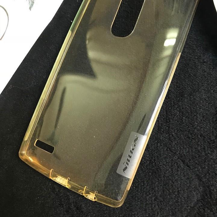 Ốp lưng LG G4 trong suốt hiệu Nillkin