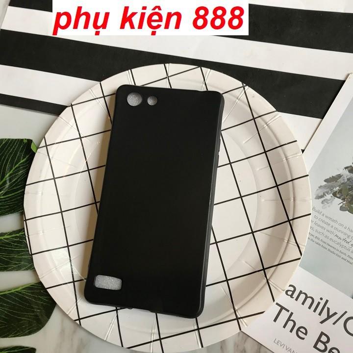 Ốp lưng Oppo A33 silicon dẻo