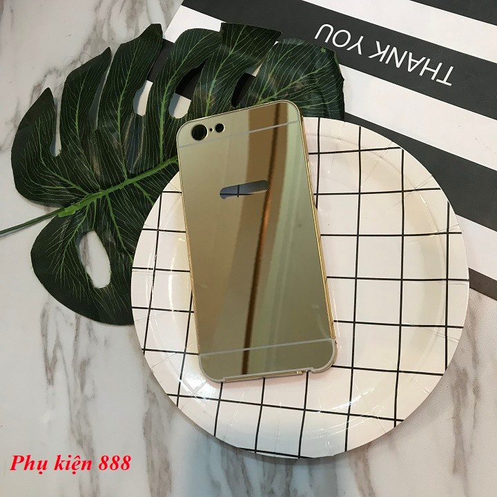 Ốp lưng Oppo Neo 9S A39 tráng gương