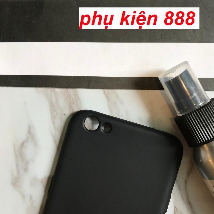 Ốp lưng Oppo R9s silicon dẻo trơn