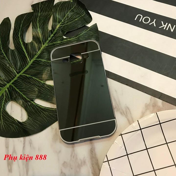 Ốp lưng Samsung Galaxy J1 cứng tráng gương hiệu Fashion Case