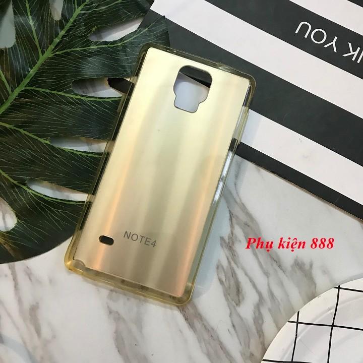 Ốp lưng Samsung Galaxy Note 4 tráng gương