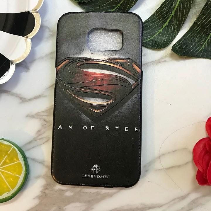 Ốp lưng Samsung Galaxy S6 Edge hình superman