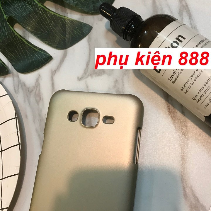 Ốp viền Samsung Galaxy J7 nắp lưng Metallic