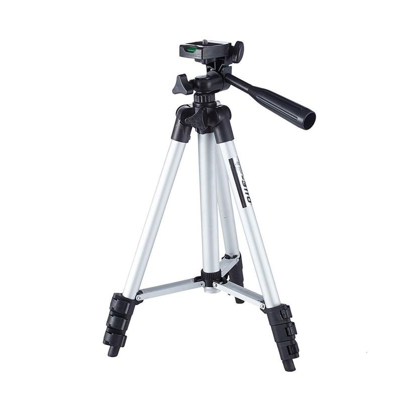 Chân máy ảnh Tripod cho smartphone chuyên dụng và máy ảnh du lịch TF-3110