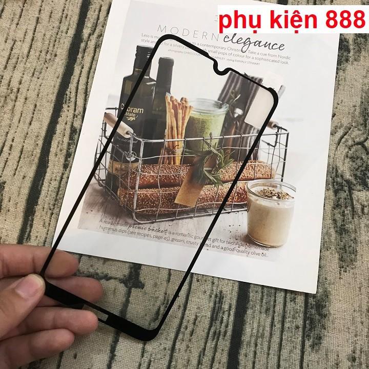 Miếng dán kính cường lực Huawei Y7 Pro 2019 Full màn Glass