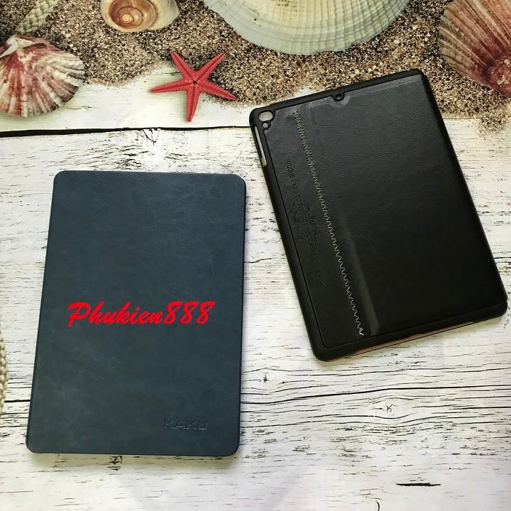 Bao da iPad 5,6,7,8,9, iPad Air , Air 2, Air 9.7 hiệu KaKu