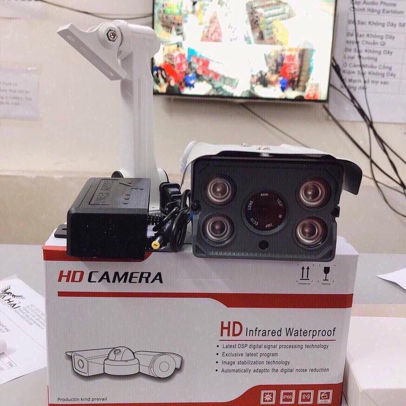 Camera ngoài trời HD