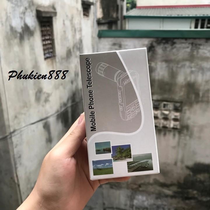 Lens Tele Zoom 8x Cho Điện Thoại