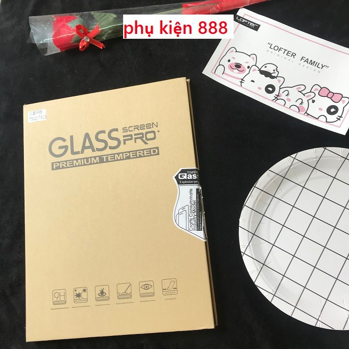 Miếng dán kính cường lực Samsung Tab A 10.1 2019 SM-T510 T515
