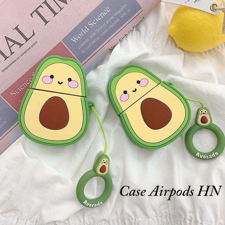 Case Apple Airpods Trái cây nhiệt đới