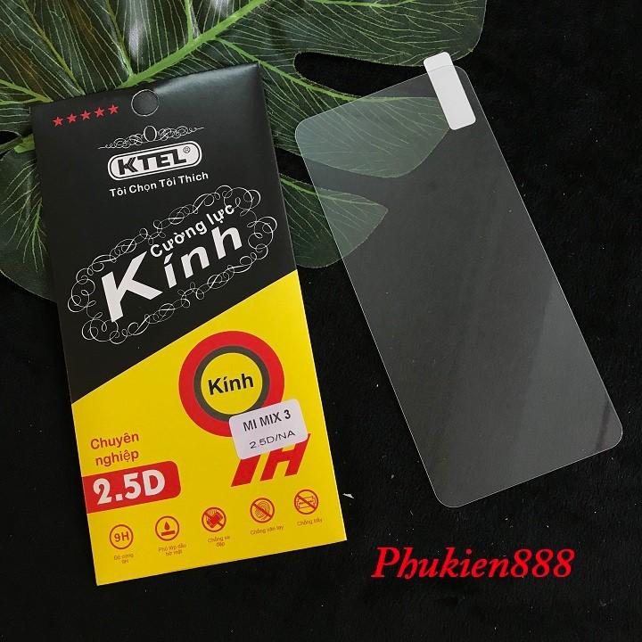 Miếng dán kính cường lực Xiaomi Mi Mix 3
