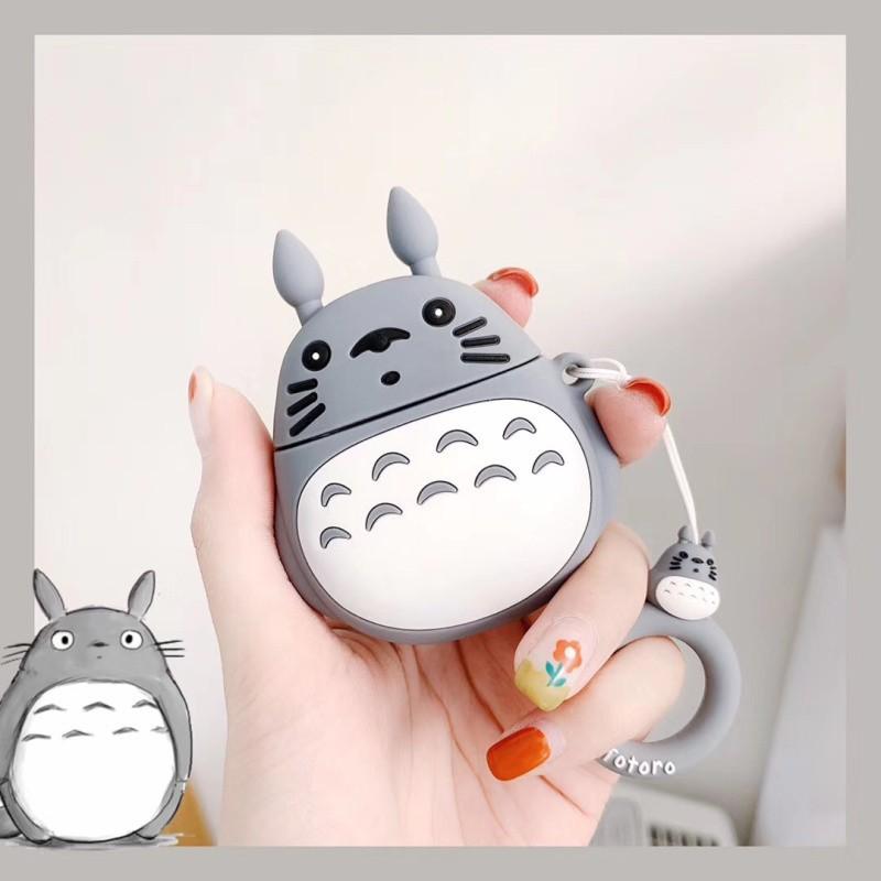 Case Airpods Hoạt Hình Totoro