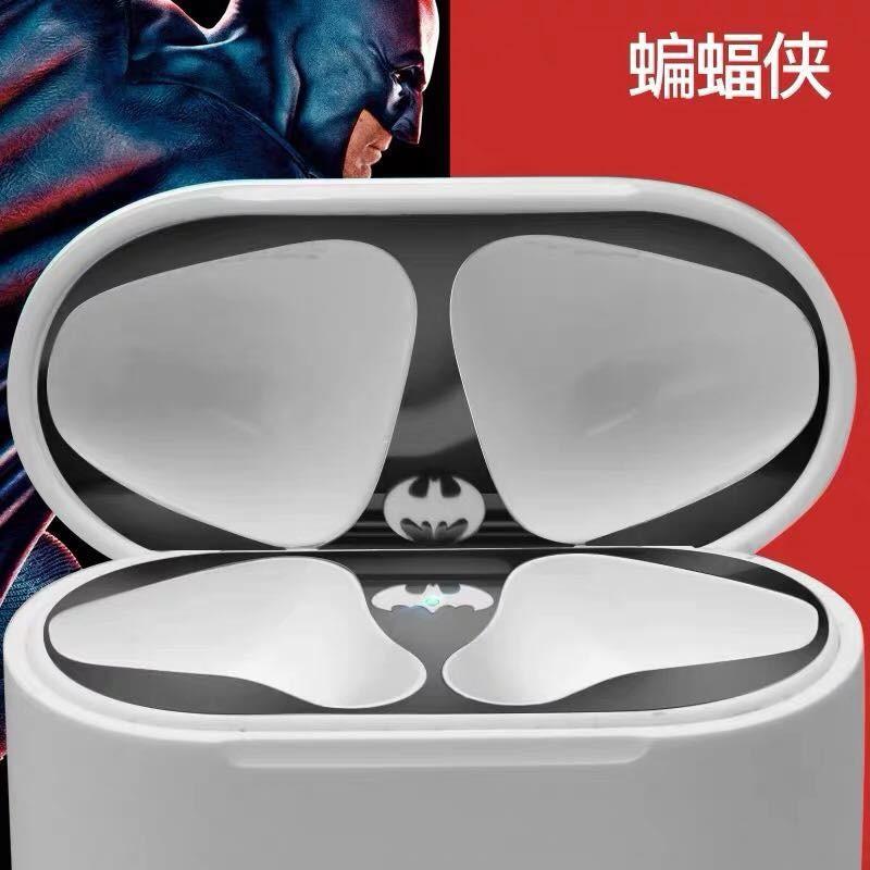 Miếng dán skin chống bụi cho case Airpods bản mod