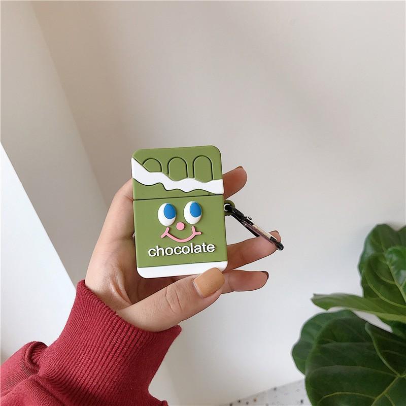 Ốp Airpods Chocolate- PK386