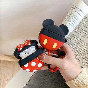 Ốp airpods Mickey mẫu mới - PK429
